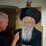 Jewish old man p