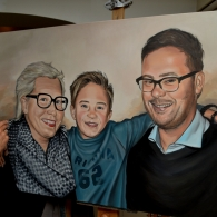 Roelanda family painting